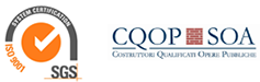 COGETI - Certificazioni ISO e SOA